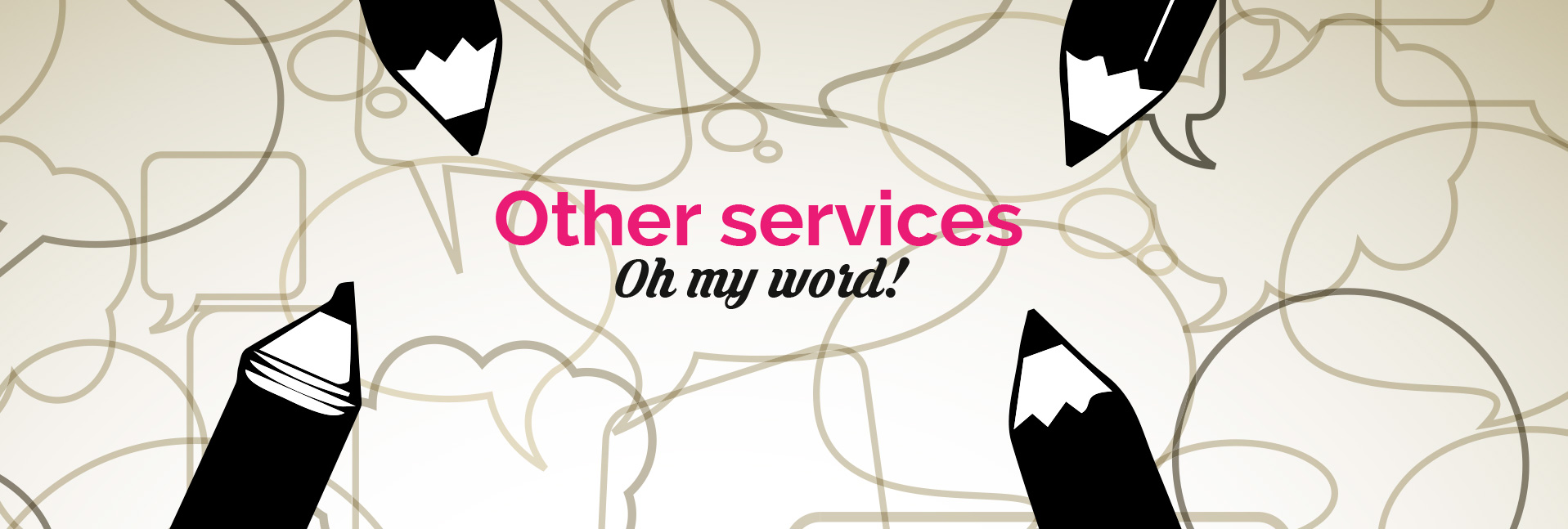 Other services. ohmyword!.